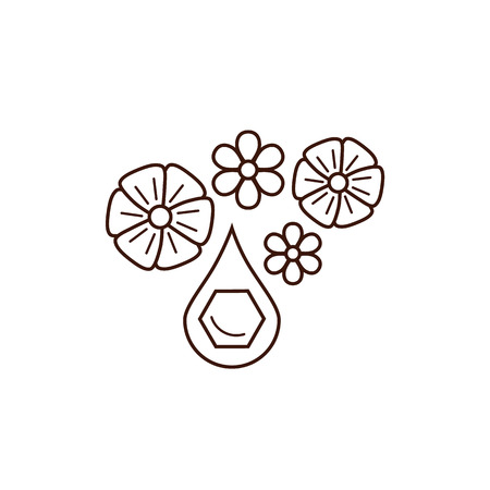 mead: Honey product icon. Honey product vector symbol. Outline style honey product icon. Mead product illustration. Vector illustration of honey product icon for your design Illustration