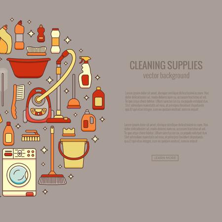 Haushalts-Reinigungsmittel