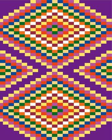 Mexican pattern. Look through my portfolio to find more images of the same series