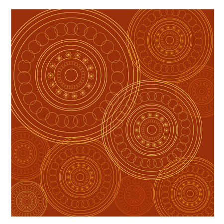 Lace pattern Stock Vector - 5357514