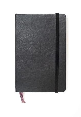 Black note book Stock Photo - 10517071