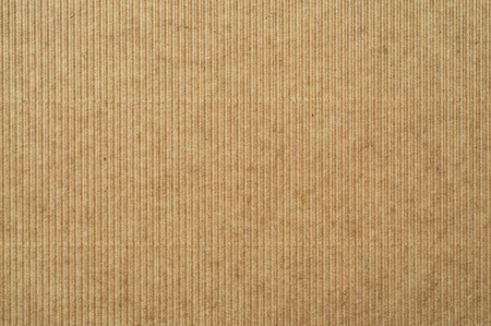 meter box: Corrugated cardboard Stock Photo