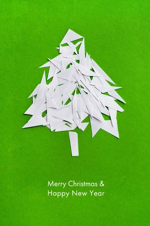 snippet: Christmas tree