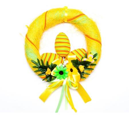 Easter decoration 版權商用圖片