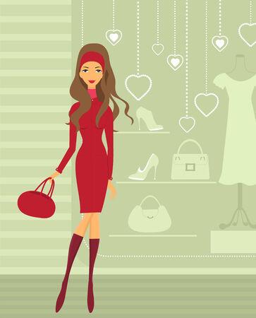 Amante de compras