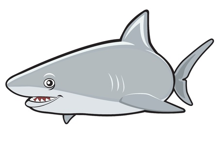 Shark Stock Vector - 9716550