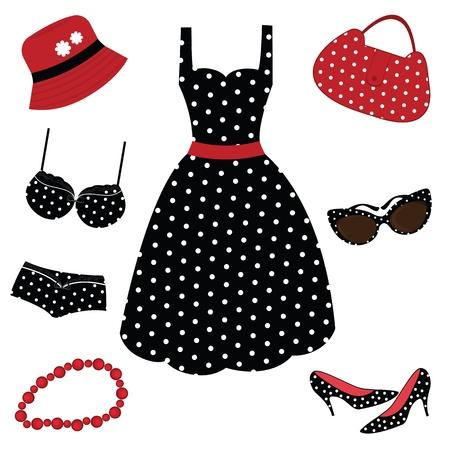 accessoire: Fifties objets de style
