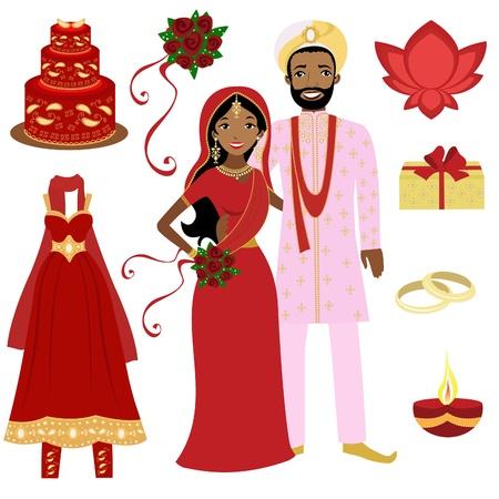 Colección de la boda india