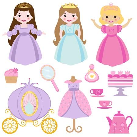 tea party: Princess party