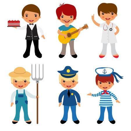 professional occupations: Professional occupations icons