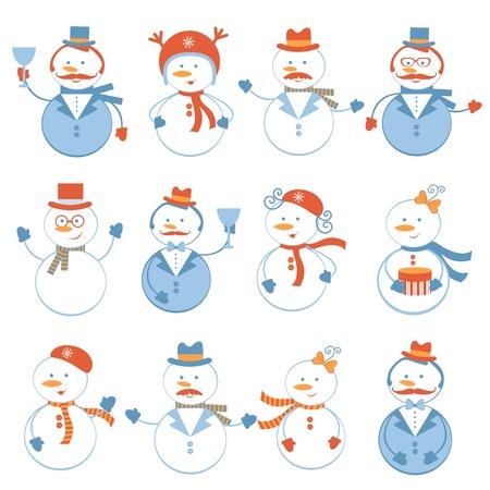 Dibujos animados relacionados con la navidad