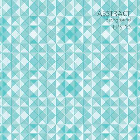 Abstract geometric pattern. Vector illustration Vector