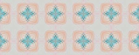 Background Hand Drawn Geometrical Pattern. Hand Autumn Ornate Surface. Hand Drawn Geometrical Pattern. Striped Kilim Indian Decor. Sketch Natural Arabesque
