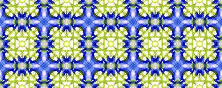 Portuguese Decorative Tiles. Mediterranean Pattern. Portuguese Decorative Tiles Background. Geo Patchwork Pattern. Ornate Illustration. Fine Islam Surface.