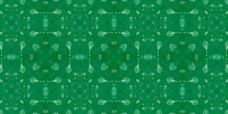 Hand Drawn Geometrical Pattern. Sketch Flora Kaleidoscope Carpet. Background Hand Drawn Geometrical Pattern. Repeat Aztec Mediterranean Texture. Childish Garden Mosaic