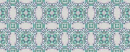 Hand Drawn Geometrical Pattern. Drawn Vintage Graphic Style. Background Hand Drawn Geometrical Pattern. Rhombus Chevron Marrakesh Ornament. Drawing Vintage Kaleidoscope