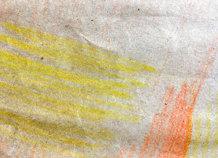 Wall Art Canvas. Fun Baby Texture.  Pencil Dirty Artwork. Triangular Design Elements Background. Modern Baby Wall. Spring Sketch.