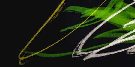 Triangular Design Elements. Dark Baby Acrylic . Triangular Design Elements Background. Happiness Geometric Chalk Banner. Childlike Artistic Grey Imagens