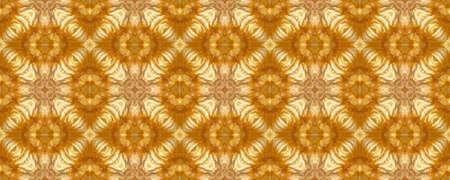 Portuguese Decorative Tiles. Symmetry Creamy Orange Style. Portuguese Decorative Tiles Background. Mediterranean Faience Design. Tile Summer Summer Textile. Cute