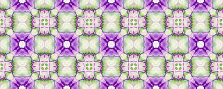 Portuguese Decorative Tiles Background. Symmetry Spring Aztec Pattern. Moroccan Violet Hawaii Backdrop. Portuguese Decorative Tiles. Mosaic Ornament. Purple
