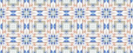 Portuguese Decorative Tiles. Arabian Style. Portuguese Decorative Tiles Background. Boho Arabesque Surface. Symmetry Artwork. Fashion Mexican Artwork.