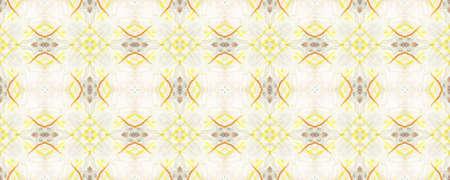 Portuguese Decorative Tiles. Ornate Colorful Sunny Banner. Portuguese Decorative Tiles Background. Andalusia Kilim Illustration. Boho Sunshine Summer Pattern. Caramel