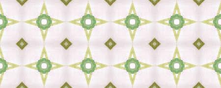 Portuguese Decorative Tiles. Geo Vintage Motif. Portuguese Decorative Tiles Background. Marrakesh Banner. Embroidery Wall. Aztec Plant Kaleidoscope Stock Photo