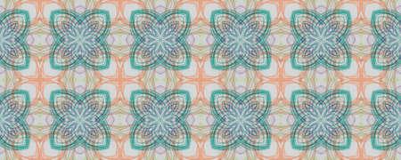 Portuguese Decorative Tiles. Ikat Ornate Textile. Portuguese Decorative Tiles Background. Andalusia Simple Backdrop. Oil Azulejo Faience Backdrop. Hand