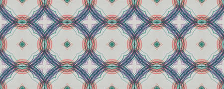 Hand Drawn Geometrical Pattern. Pen Autumn Symmetry Textile. Background Hand Drawn Geometrical Pattern. Repeat Aztec Portuguese Ornate. Cartoon Vintage Graphic Фото со стока