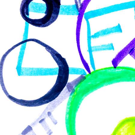 Texture Pattern Background. Cute Art. Simple Pen Design. Background Hand Drawn. Modern Artwork. Pen Grunge Scrapbook. Concept Paper.