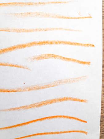 Distress Line Pattern. Stripe Hand Linear Texture. Background Distress Line Pattern. Ripple Shape Ink Ornament. Grid Nature Ripple Banner. Handdrawn. 版權商用圖片
