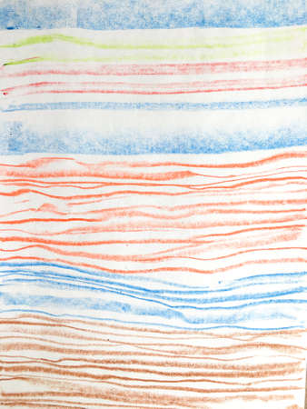 Distress Line Pattern. Line Handdrawn Linear Print. Background Distress Line Pattern. Fashion Childish Ink Textile. Curve Organic Ripple Illustration. Handwritten.