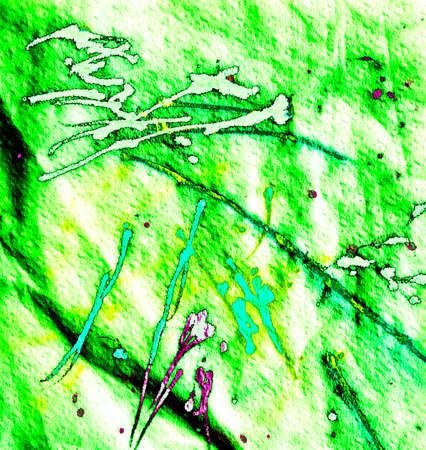 Green Light Flare. Green Futuristic Surface Dark Vivid Futuristic Art. Black Green Background. Mint Futuristic Decoration. Dark Surface Black Banner. Zdjęcie Seryjne