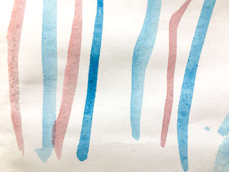 Distress Line Pattern. Stripe Pen Grungy Sketch. Background Distress Line Pattern. Cartoon Baby Thin Print. Strokes Baby Cartoon Pattern. Watercolour.