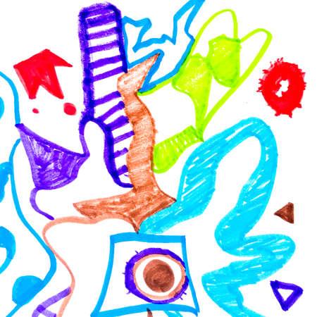 Texture Pattern Background. Freehand Decor. Stripe Pen Canvas. Background Hand Drawn. Modern Ornament. Crayon Cute Scrapbook. Stripe Decor.