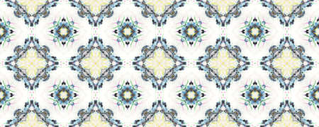 Portuguese Decorative Tiles. Plant Andalusia Banner. Petal Geo Motif. Portuguese Decorative Tiles Background. Square Eastern Design. Garden Vanilla Stock fotó