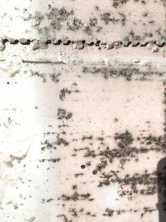 Zinc Metal Texture. Metallic Distressed Sea Art. Scratched Indigo Drawing. Background Zinc Metal Texture. White Structure Paintings. Rustic Patina Illustration. Rust
