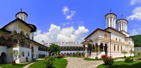 Horezu Monastery Stock Photo - 9287419