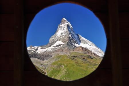 alpinism: The Matterhorn, Switzerland