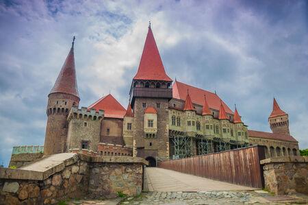 transylvania: Corvins Castle, Romania