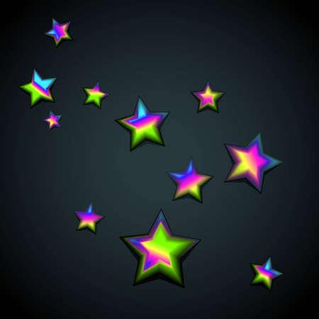 Stars Stock Vector - 9218666