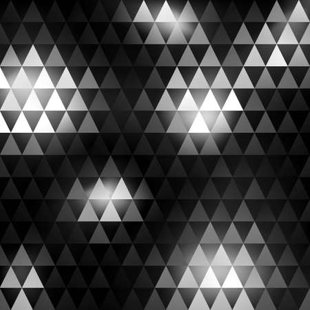Abstract background made of triangle pattern, vector eps8