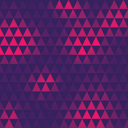 triangle pattern: Abstract background made of triangle pattern, vector eps8