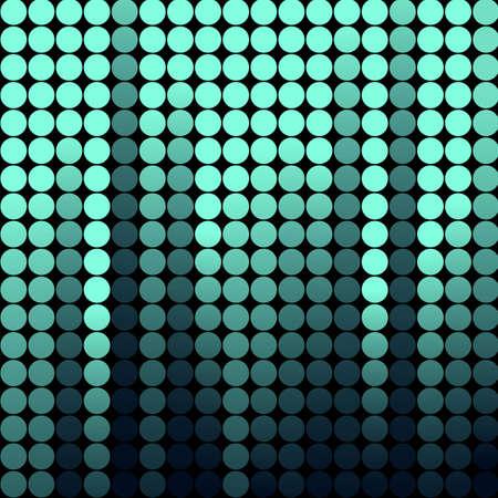 metalic: Abstrakter Hintergrund der gl�nzenden Mosaik-Muster aus