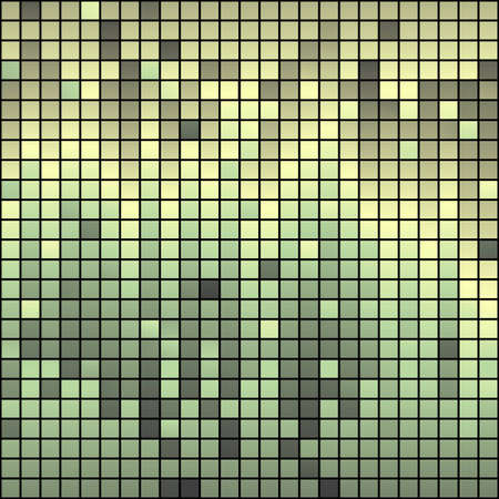 Abstract background made of shiny mosaic pattern