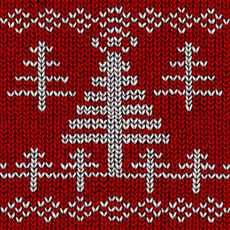 Christmas jumper illustration Vector