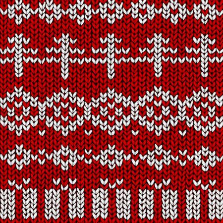 Christmas jumper illustration Stock Vector - 11309155