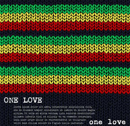 jumper: One Love jumper background