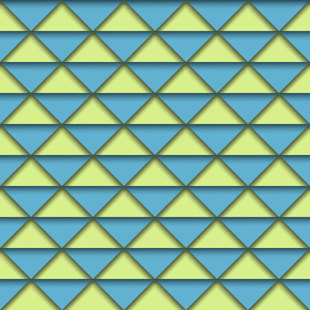 cuboid: Geometric background in retro colors. Vector eps10 illustration