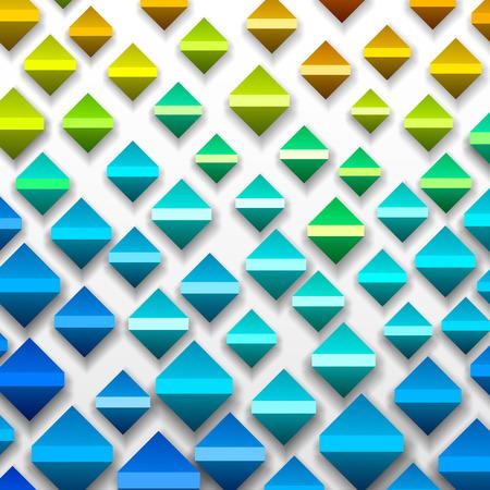 ashlar: Colorful Geometric Background Illustration